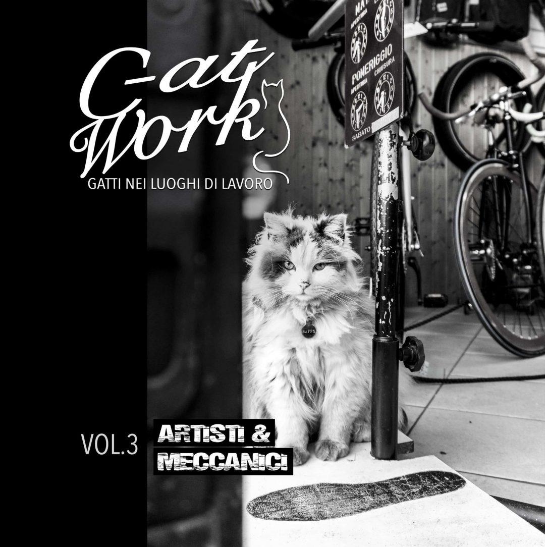 - C-AT Work Volume 3: Artisti e Meccanici