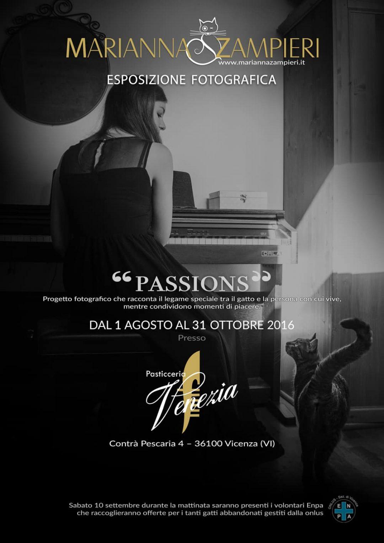 eventi - Esposizione Fotografica progetto Passions