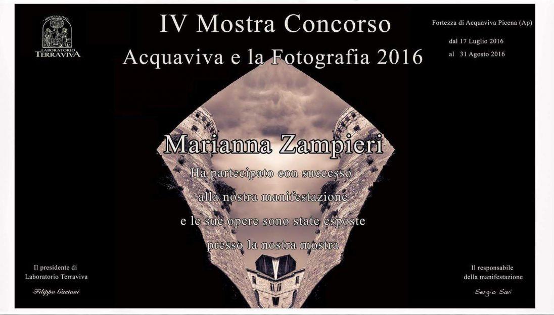eventi - Foto selezionate ed esposte presso la mostra fotografica di Acquaviva